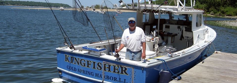 Fish Long Island with Cold Spring Charters!