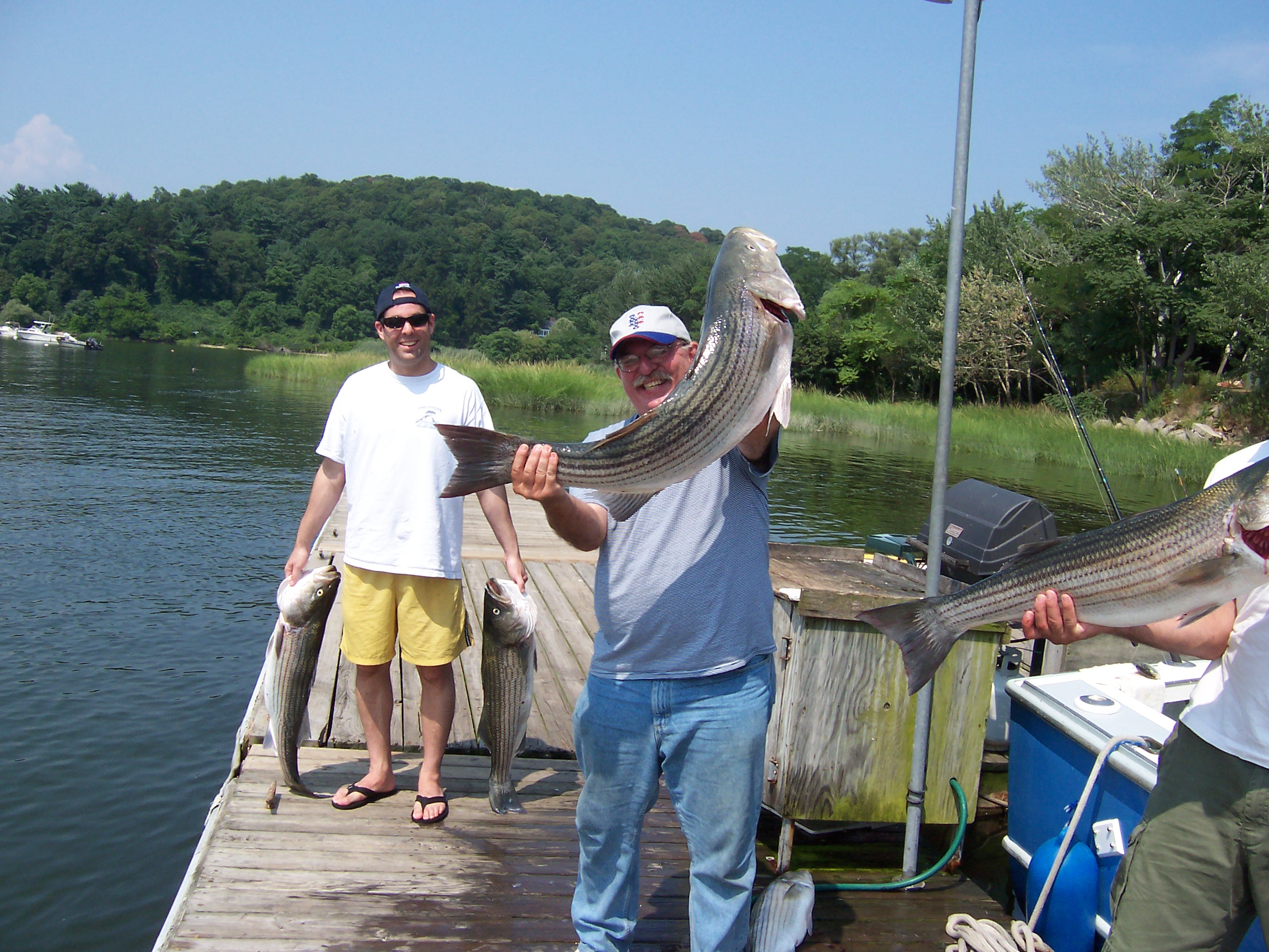 Fishing charters north shore long island sound north for Fishing on long island