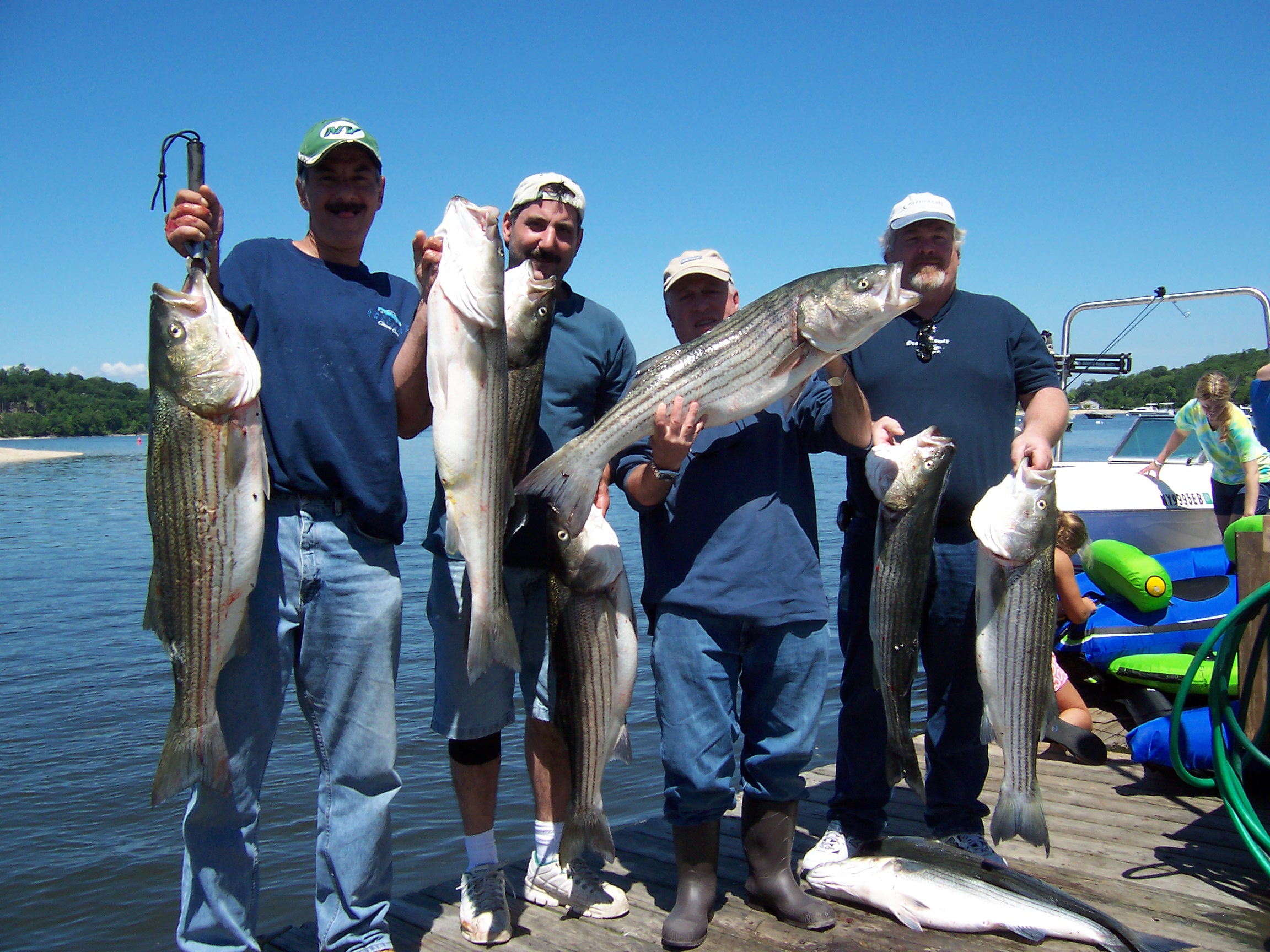 fishing charters north shore long island sound north